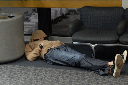 best funny pictures of, people sleeping at the airport