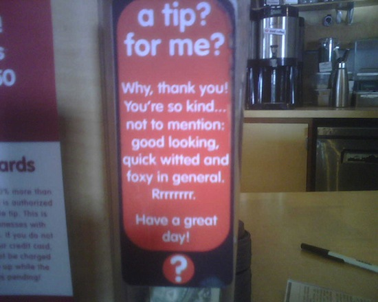 tip jars, funny tip jars, funny pics, funny photos, best funny pics, funny pictures