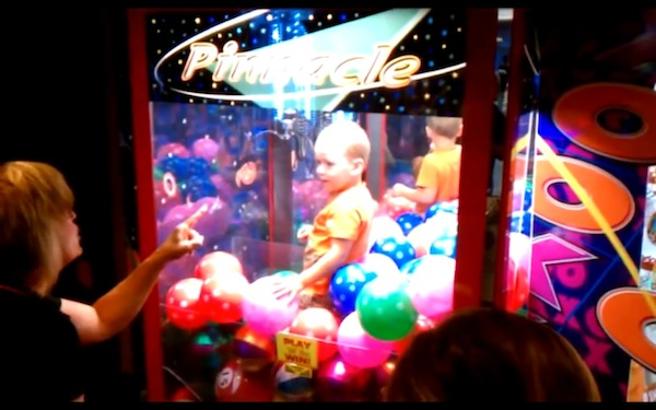 So It Turns Out A Lot Of Kids Get Stuck In Claw Machines