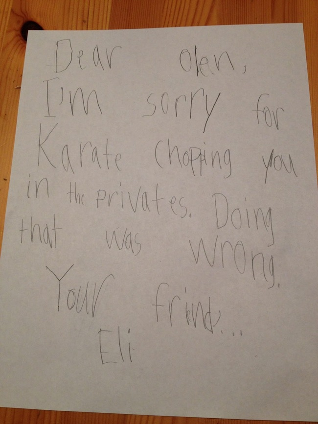 Funny Apology Notes That Are Worthy Of Forgiveness