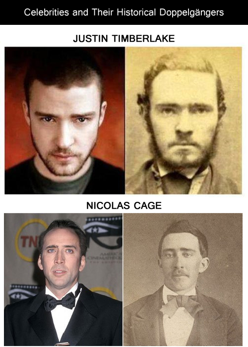 funny photos, funny pics, funny pictures, celebrity, celebrities, celebrity doppelgangers, doppelgangers, funny vids, celebrities historical doppelgangers