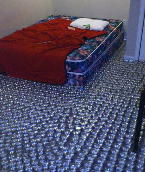 Bedrooms Pranks Are Quite Possibly The Best Pranks