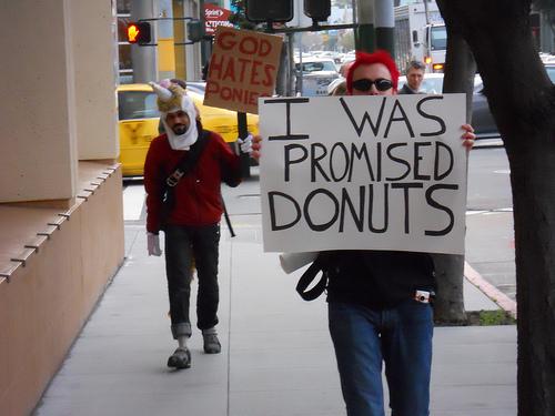funny photos, funny pics, funny vids, funny pictures, best funny pictures, funny picket signs, picket signs, protest signs, funny protest signs