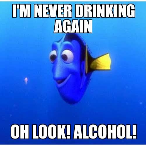 Really Funny Memes: Forgetful Dory