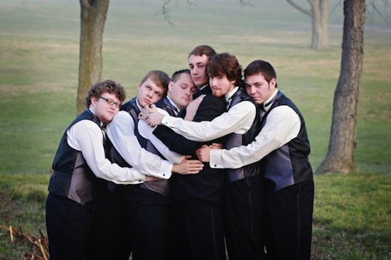 Funny Groomsmen Photos Will Make You Merry Ruin My Week