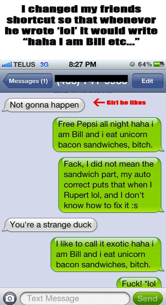 You Should Try These Autocorrect Pranks On Everyone You Know
