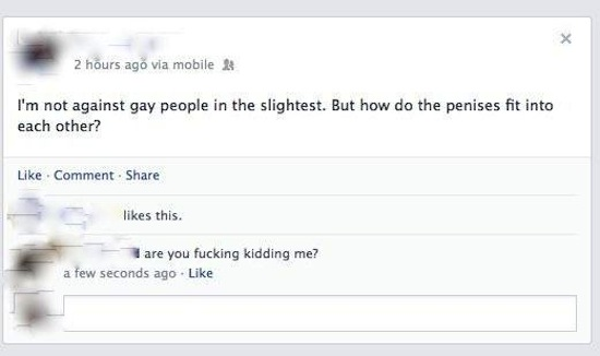 It Turns Out There Are A Lot Of Stupid People On Facebook