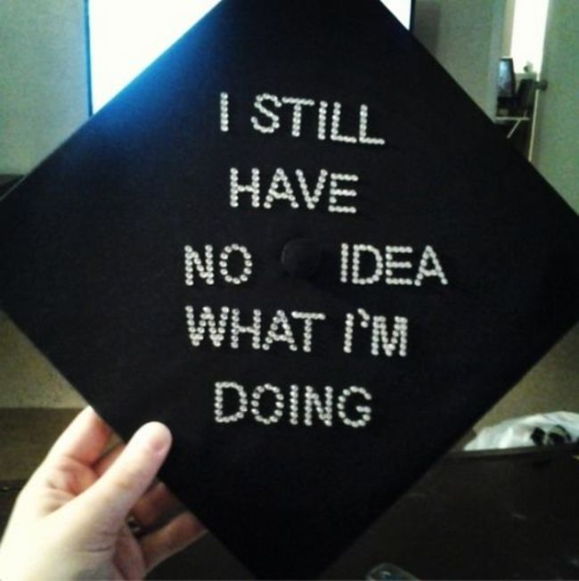 Graduation Caps Have Gotten Much More Creative Since I