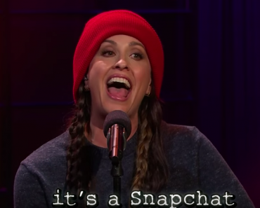 alanis morissette updated ironic, alanis morissette ironic update, alanis morissette new ironic, alanis morissette late late show, alanis morissette james corden, james corden, late late show, funny vid, funny vids, funny videos, funny video, ironic, alanis morissette