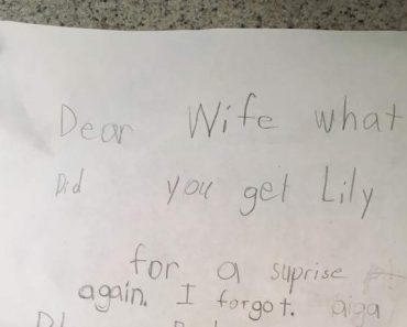 fake letter, letter from little girl, surprise letter, funny letter, funny letters, funny note, funny notes, funny note from kid, funny note to parents, funny letter to parents, funny kids letter, funny kids note