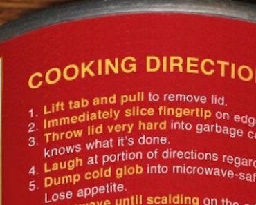honest canned soup, accurate canned soup, honest soup, accurate soup, honest canned soup instructions, accurate canned soup instructions, funny, funny pic, funny pics, funny photo, funny photos, funny picture, funny pictures