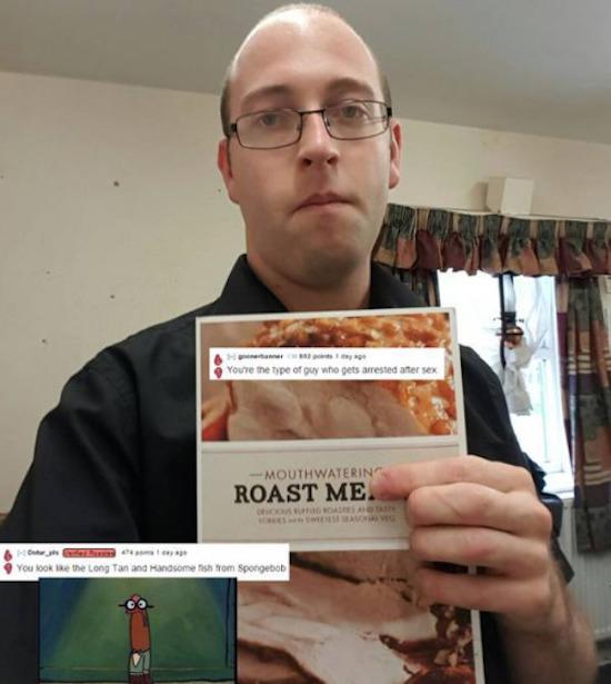 The Best (Or Worst) Of Reddit's Roast Me