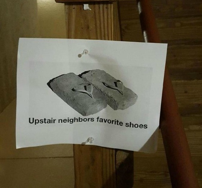 funny notes, funny pics, funny photos, funny pictures, funny vids, notes from strangers, angry notes from strangers, angry note, angry notes, angry notes from neighbors, funny notes from neighbors