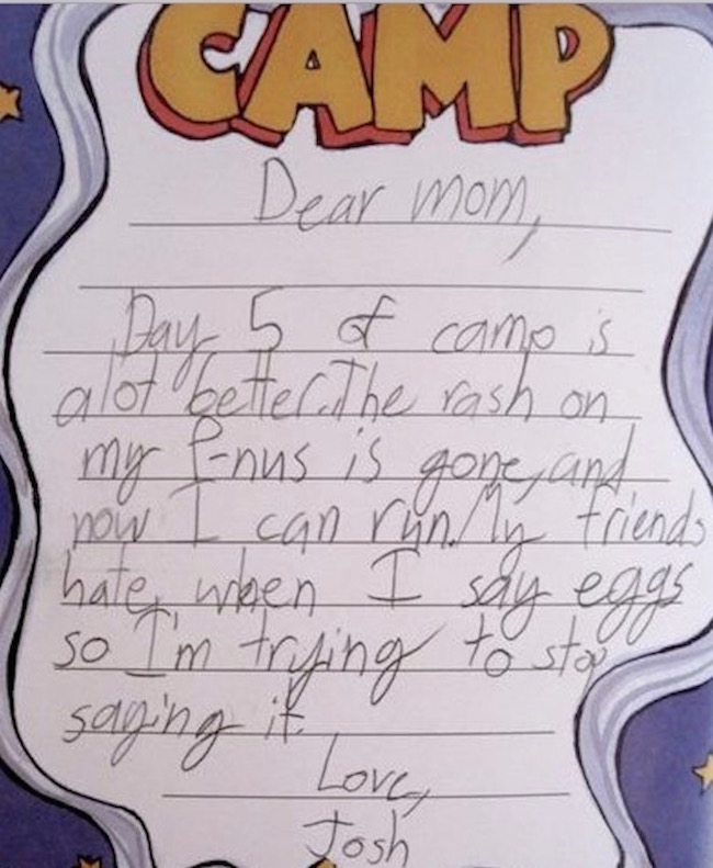 letters from camp, letter from camp, camp letters to kids from parents, funny letters from camp, kids letters from camp, letters from summer camp, funny letters from summer camp, letter from camp joke, funny letter from camp, funny camp letters,