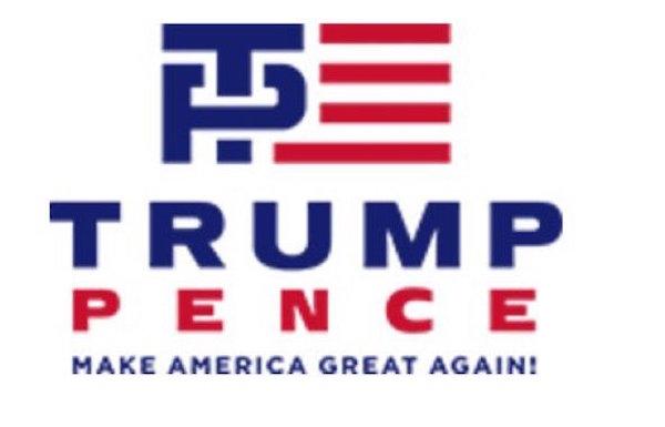 trump pence logo, trump, pence, donald trump, mike pence, funny mike pence, mike pence funny, donald trump funny, funny donald trump