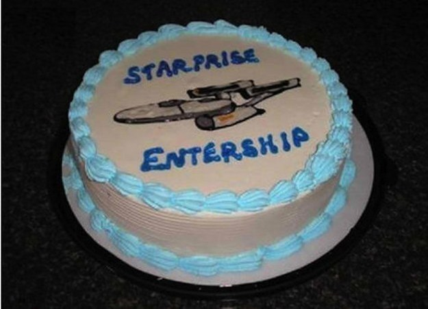Funny Cake Decorating Fails : Let s All Stuff Our Faces With These Hilarious Cake Fails