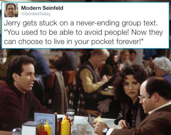 the best funny pictures of modern seinfeld twitter group text e1472096378202 the best funny pictures of modern seinfeld twitter group text ruin