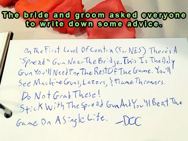 the-best-funny-pictures-of-wedding-advice-contra - Ruin My Week