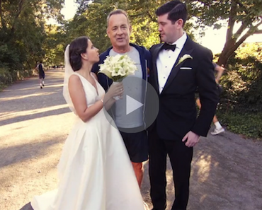 Tom Hanks Crashed A Wedding And It Was The Most Thing Ever