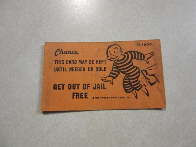 monopoly card funny, get out of jail card, get out of jail free, get out of jail free card funny, arrested get out of jail free card, get out of jail free card arrest, what to do if you're arrested, what not to do if you're arrested, what do I do if i'm arrested, arrest, arrested, evidence bag, evidence get out of jail free card, funny arrest, arrest funny, funny evidence, evidence funny