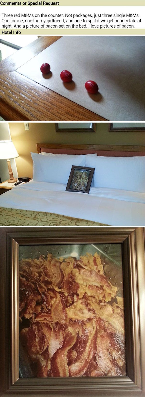 Let S All Get Real Weird With These Hilarious Hotel Requests