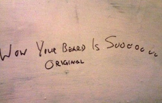 Bathroom Stall Humor Is There To Entertain If You Ever
