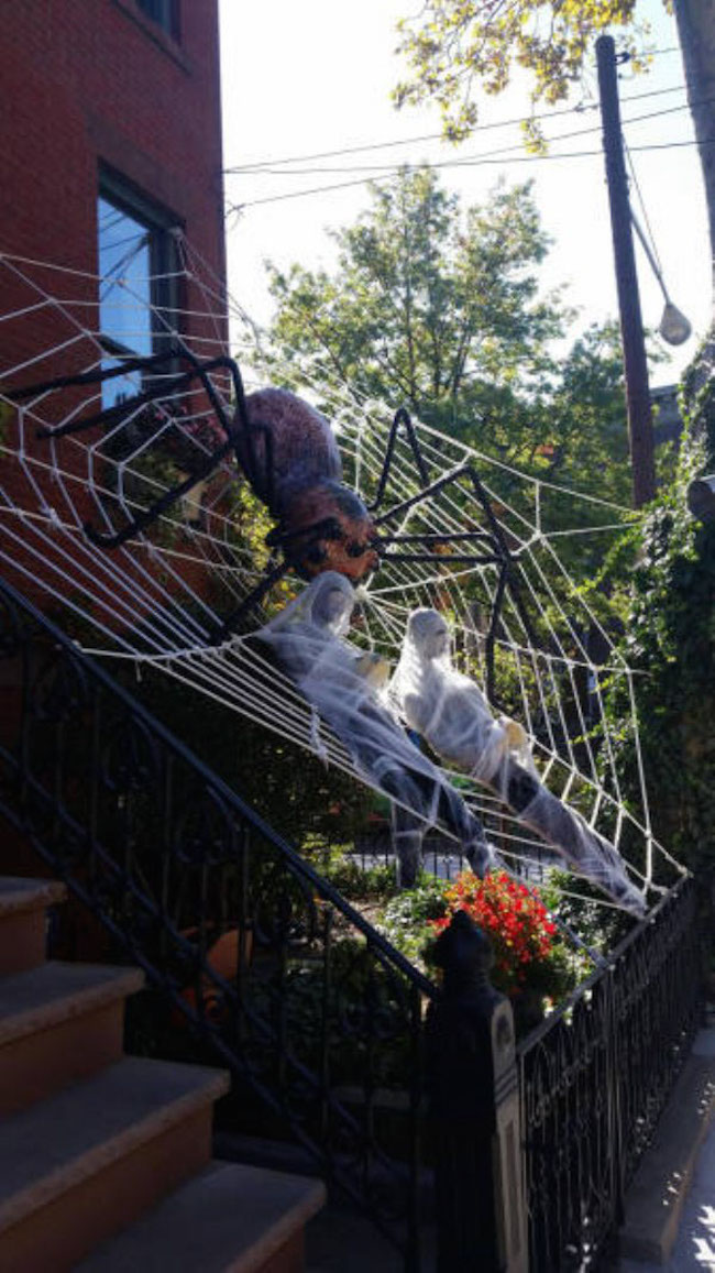 halloween decorations halloween decoration cool halloween decorations coolest halloween decorations coolest halloween - Giant Spider Halloween Decoration