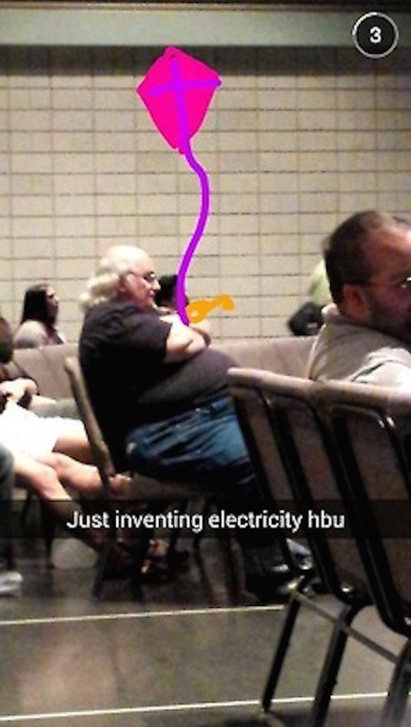 Heres Proof That Funny Snapchats Are The Best Snapchats - 27 creative snapchats will ever see