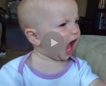 This Baby Crying In Slow Motion Might Just Be The Best