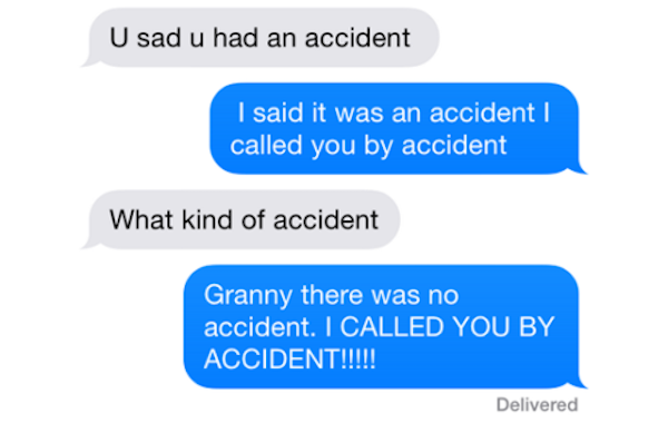grandma texts, grandma texts, grandmother text, grandmother texts, grandparents texting, grandparent text, grandparent texts, grandson text, grandson texts, grandma texts grandson, funny grandma, grandma funny, grandma text fail, funny text from grandparents, text grammy, grammy text, grandparents texting buzzfeed, buzzfeed grandma texts, best grandparents quotes, old people texting, funny grandparents, old people texts, texts from grandma, texts from old people, text messages from grandma, funniest grandma texts 2016, funniest grandma texts 2017, funniest grandma texts 2018, funniest grandma texts 2019, funniest grandma texts 2020, funny texts, funny texts to send, funny texts messages, funny vids, funny fail texts, really funny texts, funny random texts, funniest texts 2016, funniest texts 2017, funniest texts 2018, funniest texts 2019, funniest texts 2020, best texts 2016, best texts 2017, best texts 2018, best texts 2019, best texts 2020