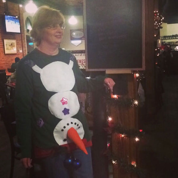 A Festive Collection Of The Ugliest Christmas Sweaters Ever