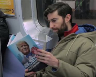 fake subway books, fake subway books donald trump, donald trump fake subway books, donald trump books, donald trump fake books, fake books donald trump, fake books covers donald trump, donald trump fake books covers, guy reads fake book covers on subway, guy takes fake book covers onto subway, guy reads fake book covers, who is donald trump, funny trump, trump funny, funny clinton, clinton funny, funny donald trump, donald trump funny