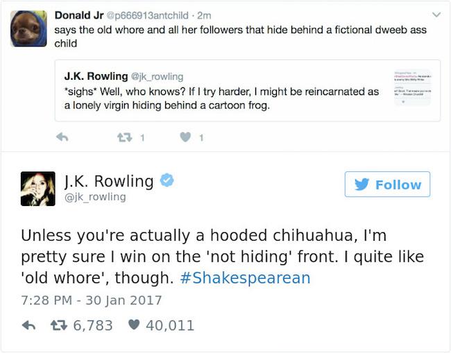 jk rowling, j.k. rowling, jk rowling tweets, jk rowling tweet, jk rowling twitter, twitter jk rowling, funny jk rowling, jk rowling funny, jk rowling replies, replies jk rowling, jk rowling response, response jk rowling, jk rowling responses, jk rowling comebacks, comebacks jk rowling, jk rowling comeback, comeback jk rowling, best jk rowling, top jk rowling, j.k.rowling tweets, j.k.rowling tweet, tweets j.k.rowling, tweet j.k.rowling, j.k.rowling twitter, twitter j.k.rowling, j.k.rowling replies, j.k.rowling responses, j.k.rowling comebacks, jk rowling twitter trump, jk rowling tweets about harry potter, jk rowling funny tweets, jk rowling tweets buzzfeed, jk rowling savage, savage jk rowling, jk rowling timeline, jk rowling social, jk rowling social media, funniest tweets, funny tweets, best tweets, top tweets, tweets, tweet, top tweet, best tweet, funny tweet, funniest tweet, hilarious tweets, very funny tweets, funniest tweets 2016, funniest tweets 2017, funniest tweets 2018, funniest tweets 2019, best tweets 2016, best tweets 2017, best tweets 2018, best tweets 2019, top tweets 2016, top tweets 2017, top tweets 2018, top tweets 2019