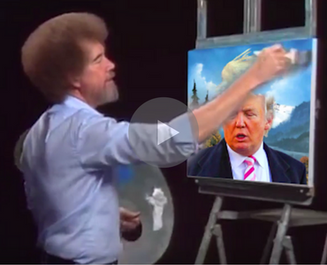 The United States of the Solar System, A.D. 2133 (Deep State Nine) - Page 25 Funny-video-funny-videos-funny-vid-funny-vids-bob-ross-painting-trumps-hair