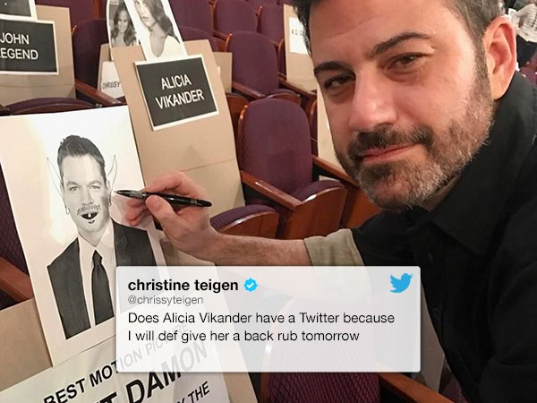 Funniest celebrity tweets 2019