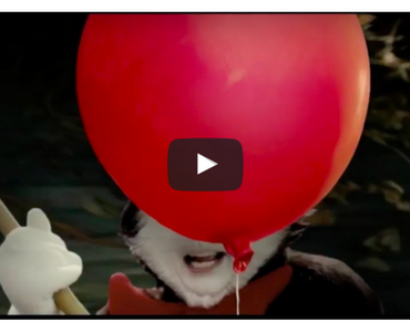 It Trailer But Its Cat In The Hat