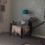 funny video of fat bulldog knocking over a table