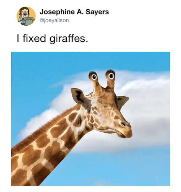fixed giraffes tweet, eyes on giraffe horns, best funny pictures, funny pics, funny photos, funny pictures, funny vids, the best funny pictures, really funny photos, funny photos of animals, funny photos 2016, funny photos 2017, funny photos 2018, funny photos 2019, funny pics 2016, funny pics 2017, funny pics 2018, funny pics 2019, funny pictures 2016, funny pictures 2017, funny pictures 2018, funny pictures 2019, funniest pics 2016, funniest pics 2017, funniest pics 2018, funniest pics 2019, funniest pictures 2016, funniest pictures 2017, funniest pictures 2018, funniest pictures 2019, funniest photos 2016, funniest photos 2017, funniest photos 2018, funniest photos 2019, where to find funny pictures, funny pictures which made everyone laugh, where funny pictures, where to download funny pictures, where to find funny pictures with captions, where to get funny pictures for instagram, where to find funny pictures to share, where to find funny pictures to share on facebook, where to see funny pictures, funny pictures for instagram, funny pictures for facebook, funny pictures for memes, funny pictures for wallpaper, funny pictures for him, funny pictures for her, funny pictures for friends, funny pictures for snapchat, funny pictures like uberhumor, funny pictures like 9gag, funny pictures like facebook, funny pictures like, funny pictures like ifunny, funny stuff like pictures, funny pictures to text, funny pictures to photoshop, funny pictures to send, funny pictures to caption, funny pictures to post, funny pictures to make someone feel better, funny pictures to put on facebook, funny pictures to make you laugh, funny pictures to make you smile, funny pictures to brighten your day, funny pictures to brighten someone's day, funny pictures with words, funny pictures with no words, funny pictures without captions, funny pictures with jokes, funny pictures with dogs, funny pictures with cats, funny pictures without words, funny pictures without text, where can I find funny photos, best photos ever, best photo ever,
