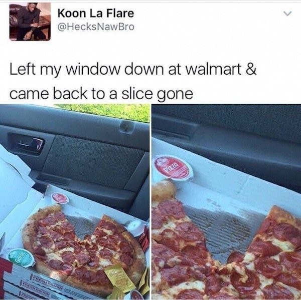 stolen slice of pizza tweet, best funny pictures, funny pics, funny photos, funny pictures, funny vids, the best funny pictures, really funny photos, funny photos of animals, funny photos 2016, funny photos 2017, funny photos 2018, funny photos 2019, funny pics 2016, funny pics 2017, funny pics 2018, funny pics 2019, funny pictures 2016, funny pictures 2017, funny pictures 2018, funny pictures 2019, funniest pics 2016, funniest pics 2017, funniest pics 2018, funniest pics 2019, funniest pictures 2016, funniest pictures 2017, funniest pictures 2018, funniest pictures 2019, funniest photos 2016, funniest photos 2017, funniest photos 2018, funniest photos 2019, where to find funny pictures, funny pictures which made everyone laugh, where funny pictures, where to download funny pictures, where to find funny pictures with captions, where to get funny pictures for instagram, where to find funny pictures to share, where to find funny pictures to share on facebook, where to see funny pictures, funny pictures for instagram, funny pictures for facebook, funny pictures for memes, funny pictures for wallpaper, funny pictures for him, funny pictures for her, funny pictures for friends, funny pictures for snapchat, funny pictures like uberhumor, funny pictures like 9gag, funny pictures like facebook, funny pictures like, funny pictures like ifunny, funny stuff like pictures, funny pictures to text, funny pictures to photoshop, funny pictures to send, funny pictures to caption, funny pictures to post, funny pictures to make someone feel better, funny pictures to put on facebook, funny pictures to make you laugh, funny pictures to make you smile, funny pictures to brighten your day, funny pictures to brighten someone's day, funny pictures with words, funny pictures with no words, funny pictures without captions, funny pictures with jokes, funny pictures with dogs, funny pictures with cats, funny pictures without words, funny pictures without text, where can I find funny photos, best photos ever, best photo ever, silly photos, silly pictures, silly pics,
