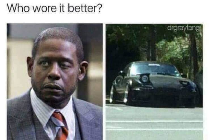 who wore it better funny picture, who wore it better meme