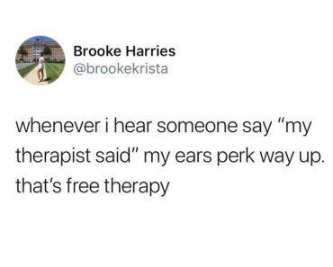 free therapy tweet, funniest tweets, funny tweets, best tweets, top tweets, tweets, tweet, top tweet, best tweet, funny tweet, funniest tweet, hilarious tweets, very funny tweets