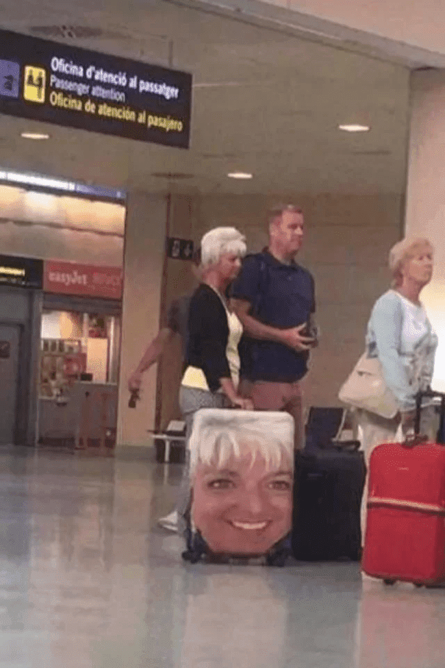 suitcase with printed face cursed image, suitcase with printed face cursed picture, suitcase with printed face cursed pic, cursed images, cursed image meme, r/cursed images, rcursed images, r cursed images, weird images