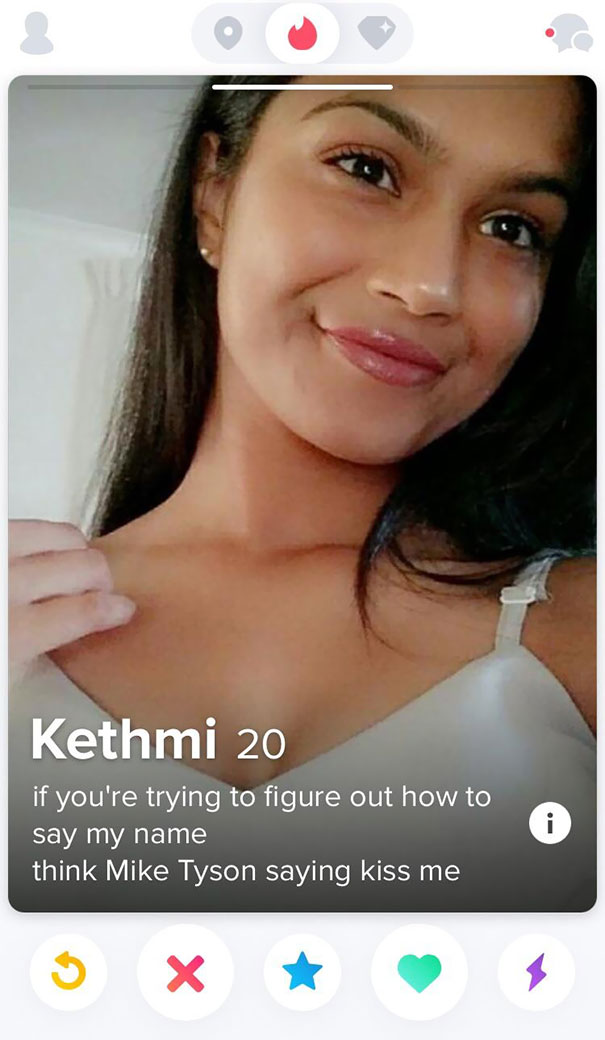 25 Of The Funniest Tinder Bios