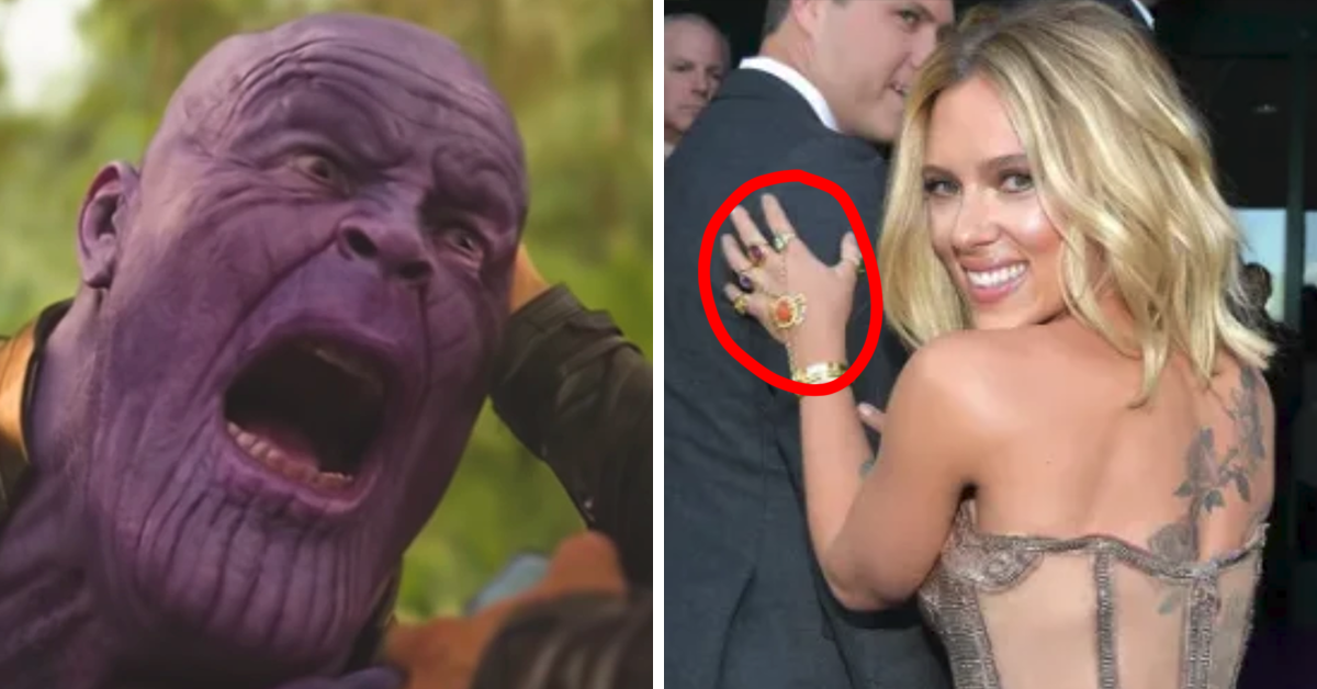 Scarlett Johansson Flaunted A Huge Endgame Spoiler Right In Front Of Us And No One Noticed