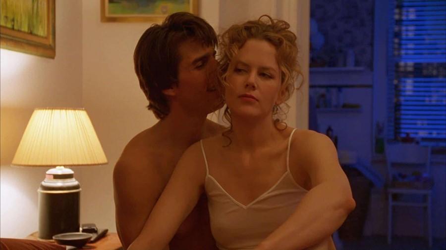 eyes wide shut sex scene, sexy movie scene, sexy movie scenes, sexy scenes in movies, sexy scene from movie