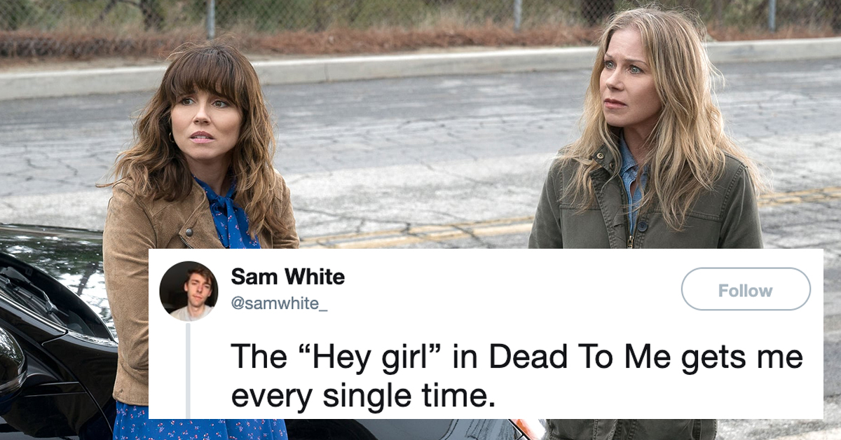 21 Perfect Dead To Me Tweets To Help Tide You Over Until Next Season