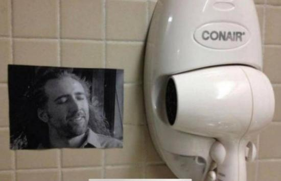 funny conair picture, funny conair dryer picture