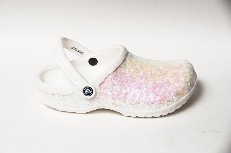 I Am 110% Wearing Wedding Crocs To My Reception And You