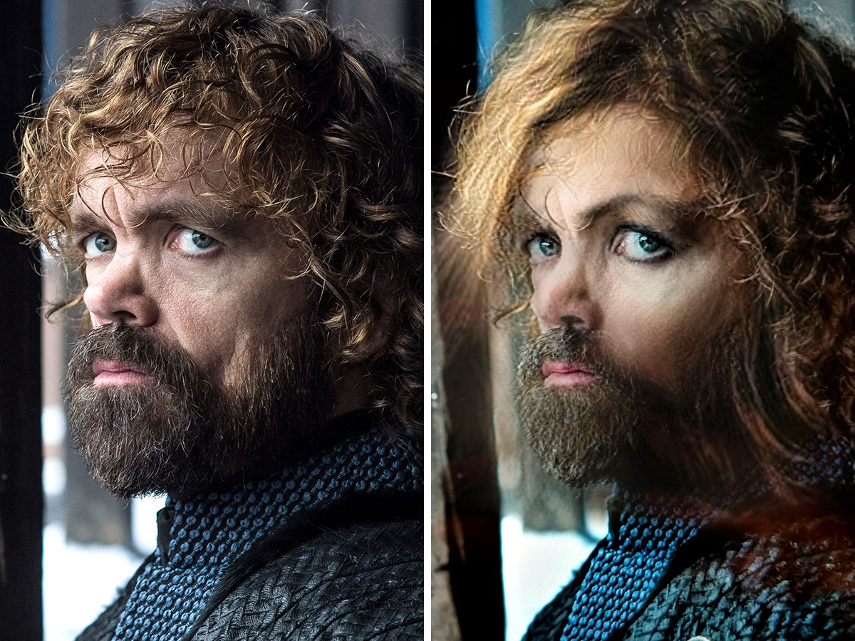 I Put The Game Of Thrones Characters In Snapchat S Gender Swap Filter So You Don T Have To