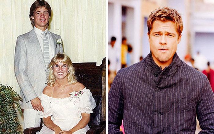 awkward celebrity prom photos